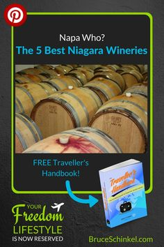 Napa Who?  Here Are The 5 Best Niagara Wineries