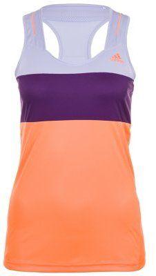 adidas Performance RESPONSE Top glow orange