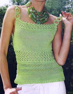 Blusa verde hierba
