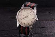 #Vintage #Audax automatic #watch stainless steel swiss watch mens watch