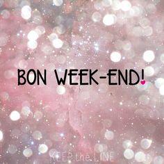 #glitter #bonweekend