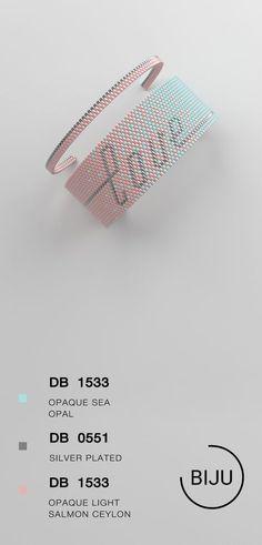 4.72 $ peyote bracelet pattern, peyote pattern, odd count, stitch pattern, pdf file, pdf pattern, #14BIJU