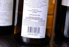 Sulfites…a dangerous synthetic food preservative for some