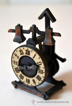 PRECIOSO SACAPUNTAS DE COLECCION * MARCA PLAYME * RELOJ - Foto 1 Kitsch, Good Times, Bookends, Clock, Garden, Wall, Vintage, Home Decor, Pencil Sharpener