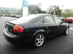 Cars for Sale: 2004 Audi A6 2.7T S line quattro Sedan $8,500 in Hackettstown, NJ 07840: Sedan Details - 331188841 - AutoTrader.com