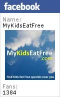 Kids Eat Free specials