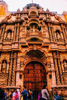 Iglesia de la Merced, Lima, Peru