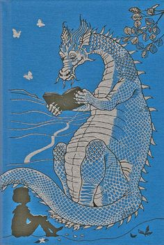 The Illustration Cupboard, Dream Days, The Reluctant Dragon, Kenneth Grahame.