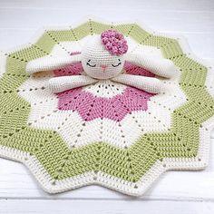Ravelry: Bunny Lovey pattern by Yulia Mozhaiska