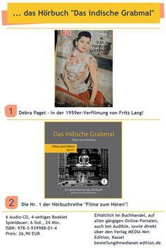 ... unvergessen, der Schlangentanz! Fritz Lang, Audio, Shopping, Movie, Kassel, Indian