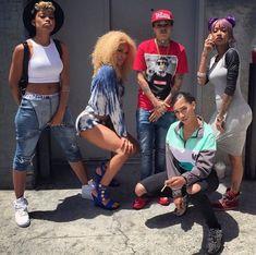 Squad full of baddies Pinterest: Princess Kiara❤