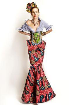 Contures & Curves - designer Stella Jean