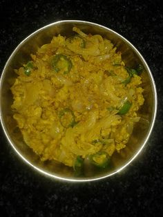 a 5 min cooking can make this delicious egg thoran