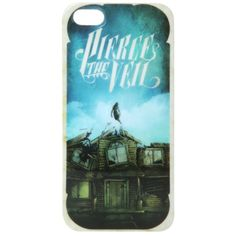 Pierce The Veil Collide With The Sky iPhone 5/5S Case | Hot Topic (€14) ❤ liked on Polyvore featuring accessories, tech accessories, phone cases, phone, pierce the veil, iphone cases, iphone cover case and apple iphone case