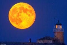Τα πιο μαγικά μέρη της Κέρκυρας, για να θαυμάσετε την Αυγουστιάτικη Πανσέληνο