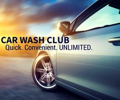 Quick, simple & unlimited. Our carwash club makes an excellent gift. Starting at $29. Car Cleaning, Car Wash, Club, Simple, Gift, Gifts