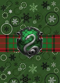 House Wallpapers: Slytherin