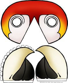 Masker met snavel