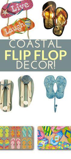102 Best Flip Flop Decor Images Flops