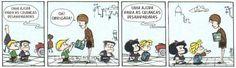 Clube da Mafalda: Tirinha 400