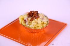 Jalapeno Mac  Cheese Cupcakes