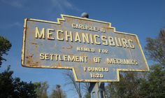 13 Ways You Know You Were Built In Mechanicsburg