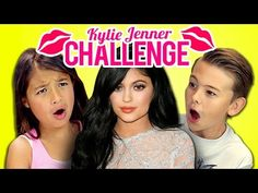 Kids Reacting to the Kylie Jenner Lip Challenge Gives Us Hope for the Future - Smart Kids