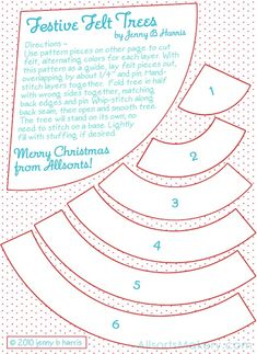 christmas tree paper cut out | ... Free Pinterest Christmas Printables and Print Outs Download Pinboards