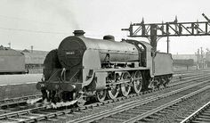 BR (Southern) S15 class  4-6-0
