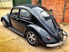 split vw beetle ragtop
