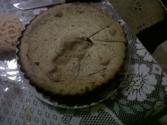my homemade marmer cake