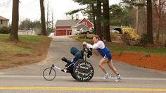 After 30+ Boston Marathons together, Team Hoyt is preparing to say goodbye: