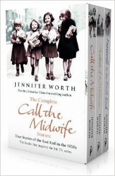 This series is based on the memoirs of Jennifer Worth, who lived and worked as a midwife in the early 1960's in London's East End slums. The series explores the lives of the inhabitants of Nonatus House, both the young midwives and an order of the Anglican sisters devoted to nursing care, and those they care for. Many of the stories deal with the damage done to those dealing with unrelenting poverty, yet there are continuing glimpse of grace, mercy and joy.