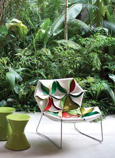 Une chaise design / Design chair