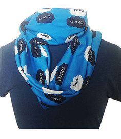 """This scarf. 