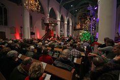 Volkskerstzang in Oude Kerk Scheveningen