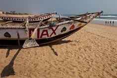 Beach, Puri by Marji Lang, via Flickr