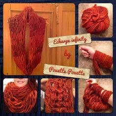 Comment tricoter une gigantesque doudou, avec les bras!  Décorations  Trucs