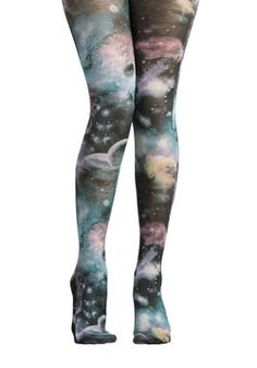Space-Tights Continuum, #ModCloth