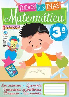 Todos los días matemática N° 3
