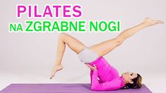 Pilates na zgrabne nogi 💞 - YouTube Pilates Studio, Pilates Reformer, Gym Resistance Bands, Class Routine, Pull Up Bar, Yoga Accessories, At Home Gym, Trx, Full Body