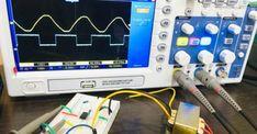 Zero Crossing Detector Circuit using Op-Amp