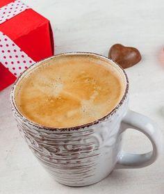 Chocolate Éclair Café Au Lait