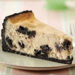 OREO Cheesecake Recipe   MyRecipes.com