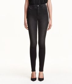 Skinny High Jeans for Mom to wear with crop tops or to have a blouse tucked in.