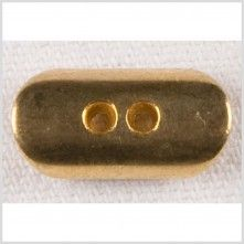 28L/18mm Gold Metal Button