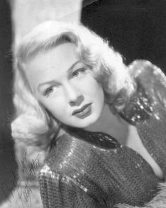 Betty Hutton...after the 1967 death of her mother in a house fire and the collapse of her last marriage, her depression and pill addictions escalated. She declared bankruptcy, had a nervous breakdown and later attempted suicide after losing her singing voice in 1970.