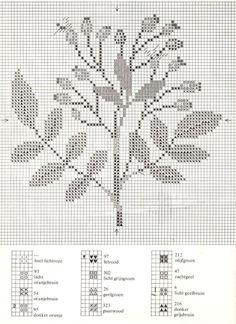 Gallery.ru / Фото #2 - Cross Stitch Pattern in Color - Mosca
