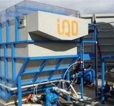 Depuración de las aguas residuales en plantas de procesado de residuos cárnicos y mataderos mediante tecnología MBR