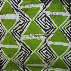 African Batik #47 | West African Batik Fabric